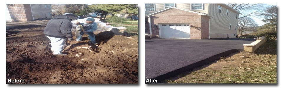commercial paving company abington pa