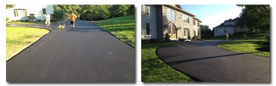 paving company bucks county